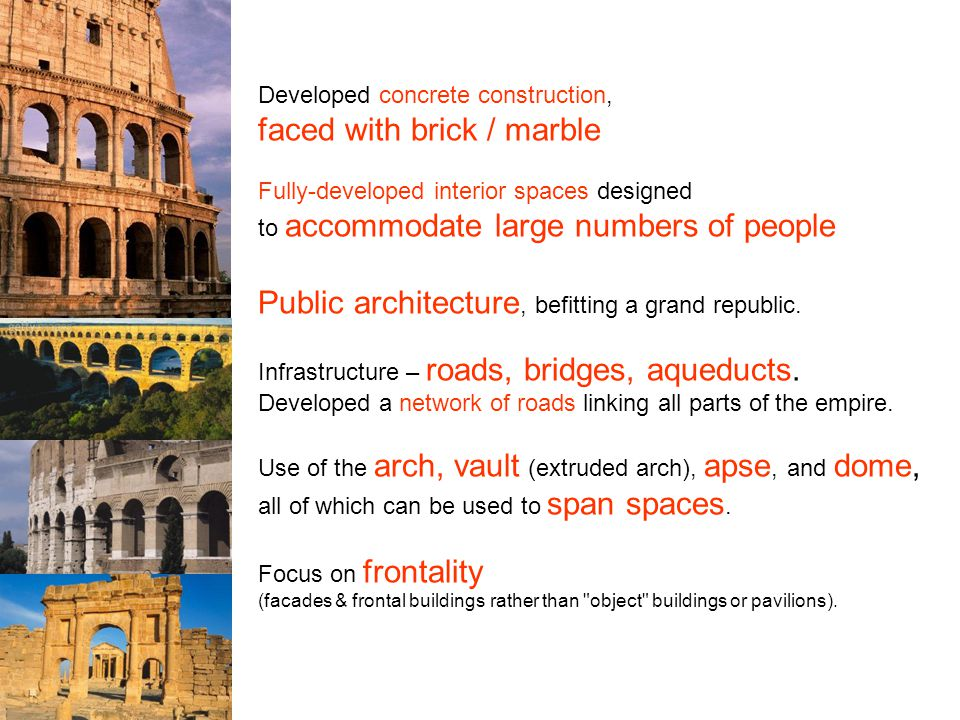 faced with brick / marble
