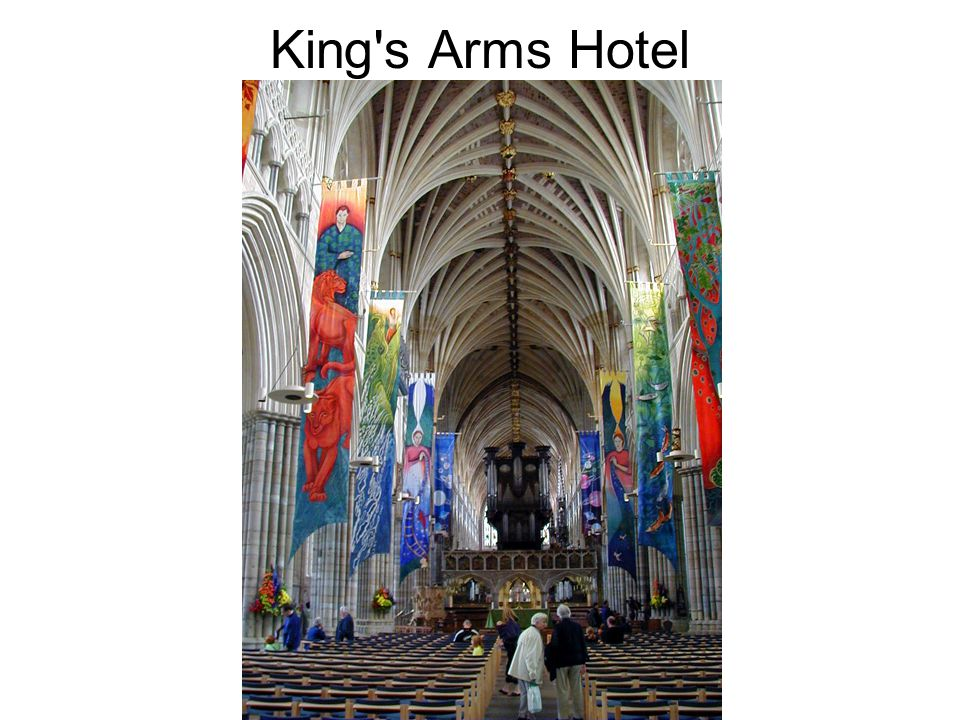 King s Arms Hotel Dorchester, England