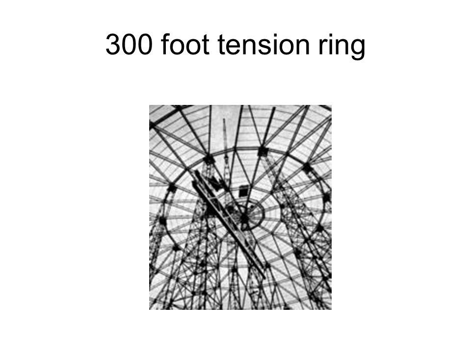 300 foot tension ring