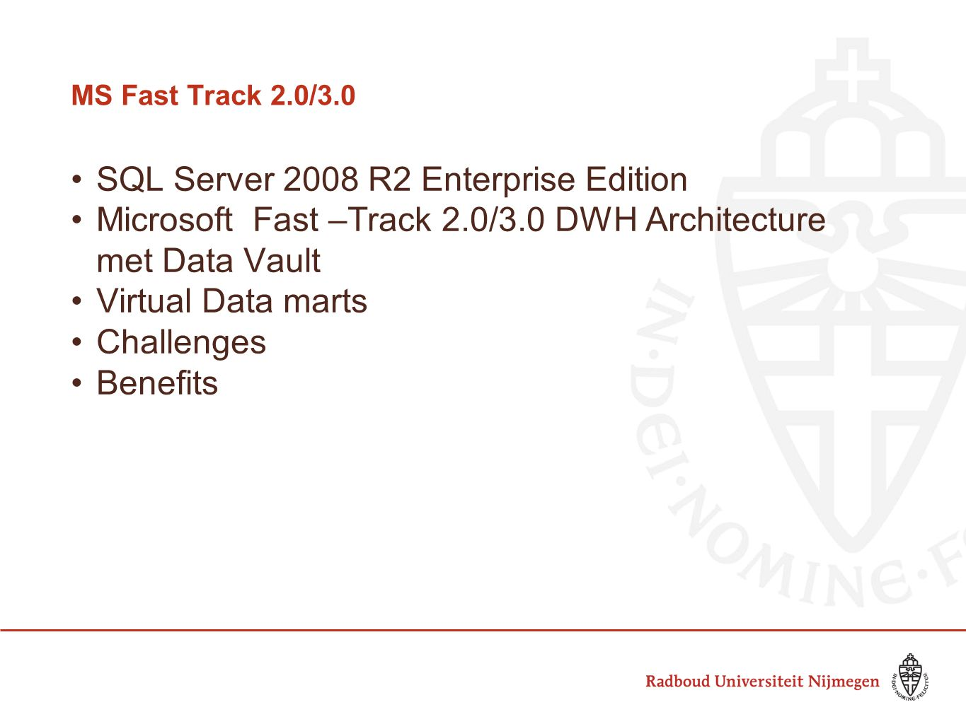 SQL Server 2008 R2 Enterprise Edition