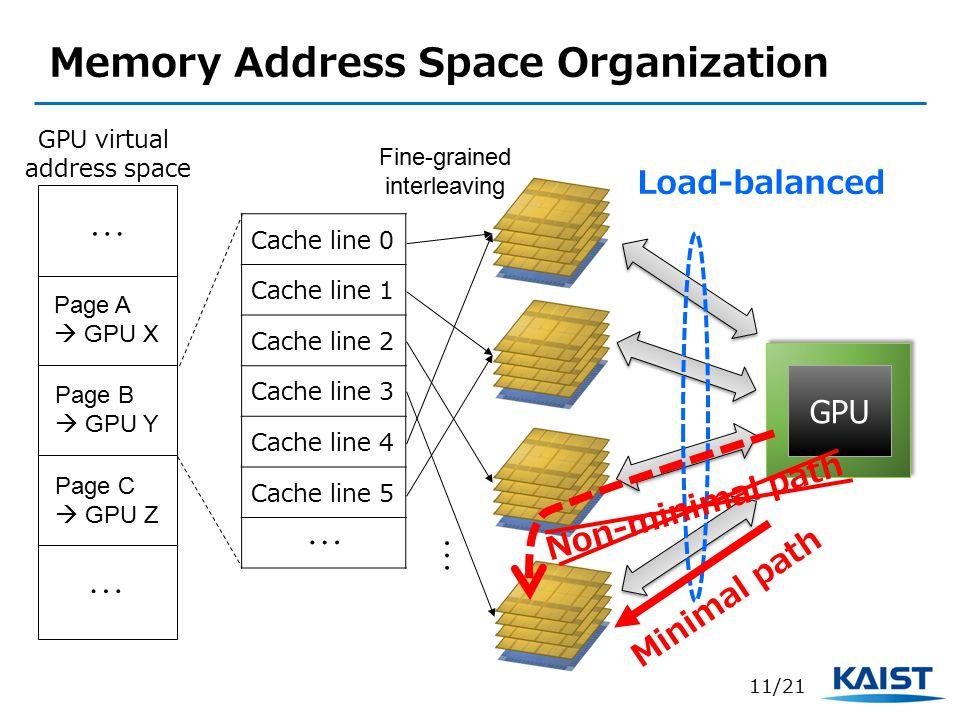 Memory Address Space Organization