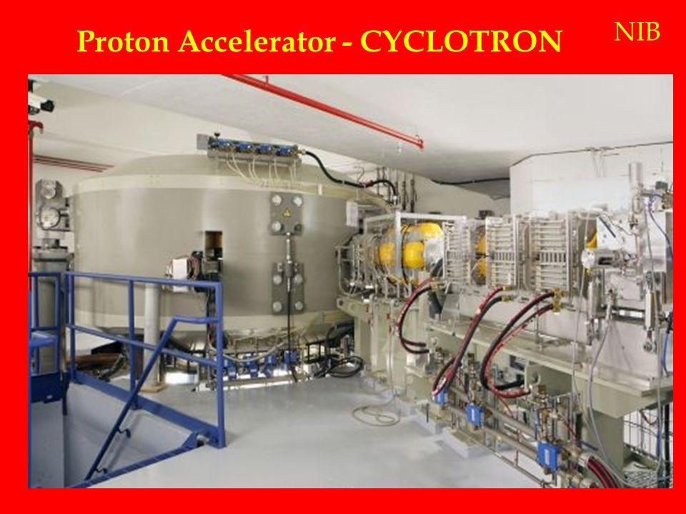 Proton Accelerator - CYCLOTRON