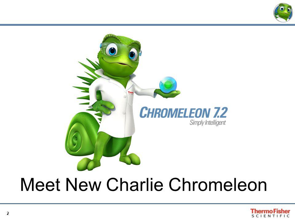 Meet New Charlie Chromeleon