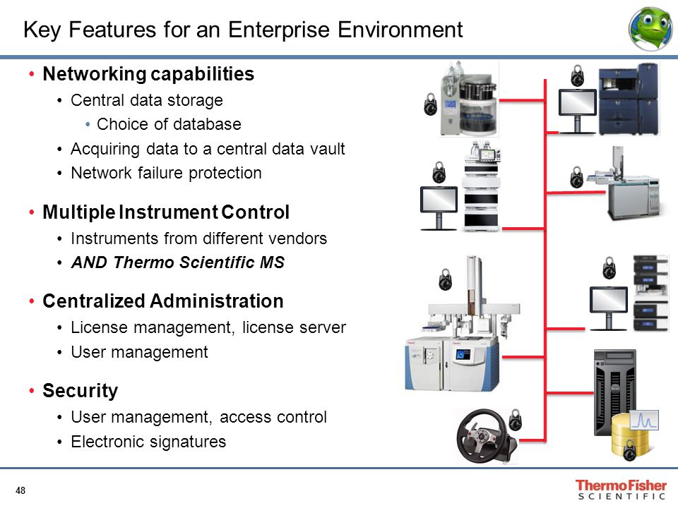Key Features for an Enterprise Environment