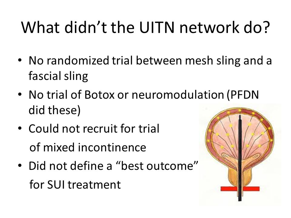 What didn't the UITN network do