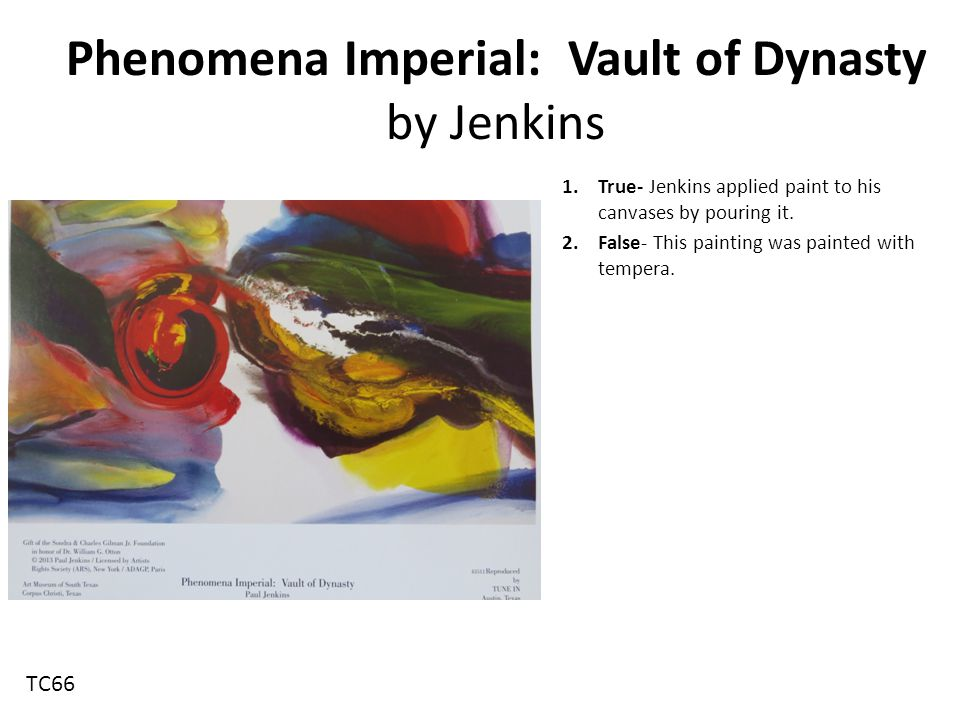 Phenomena Imperial: Vault of Dynasty by Jenkins