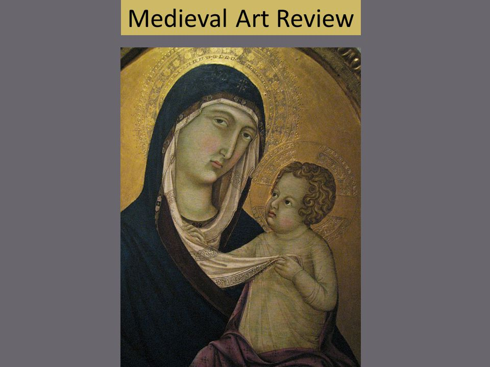Medieval Art Review