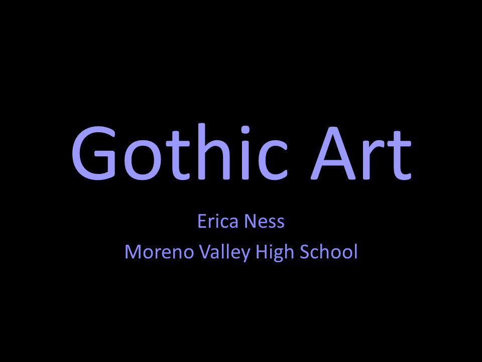 Erica Ness Moreno Valley High School