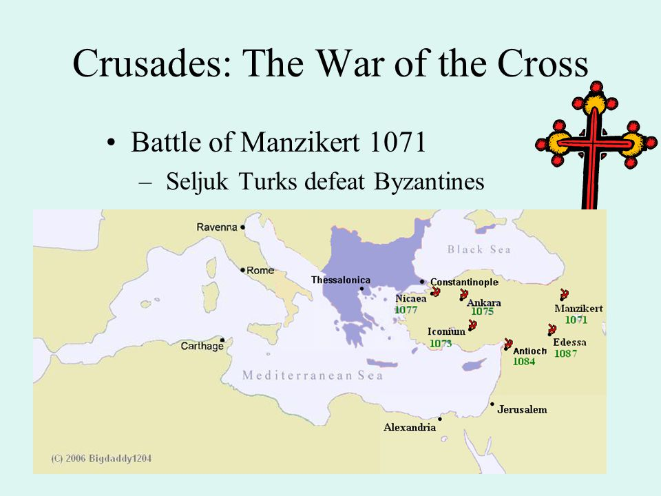 Crusades: The War of the Cross