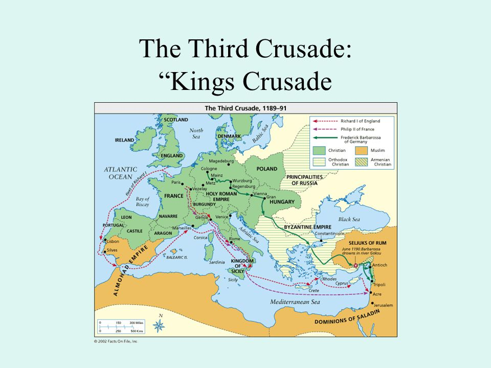 The Third Crusade: Kings Crusade