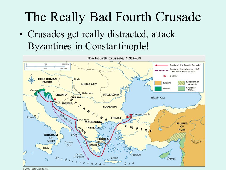 The Really Bad Fourth Crusade
