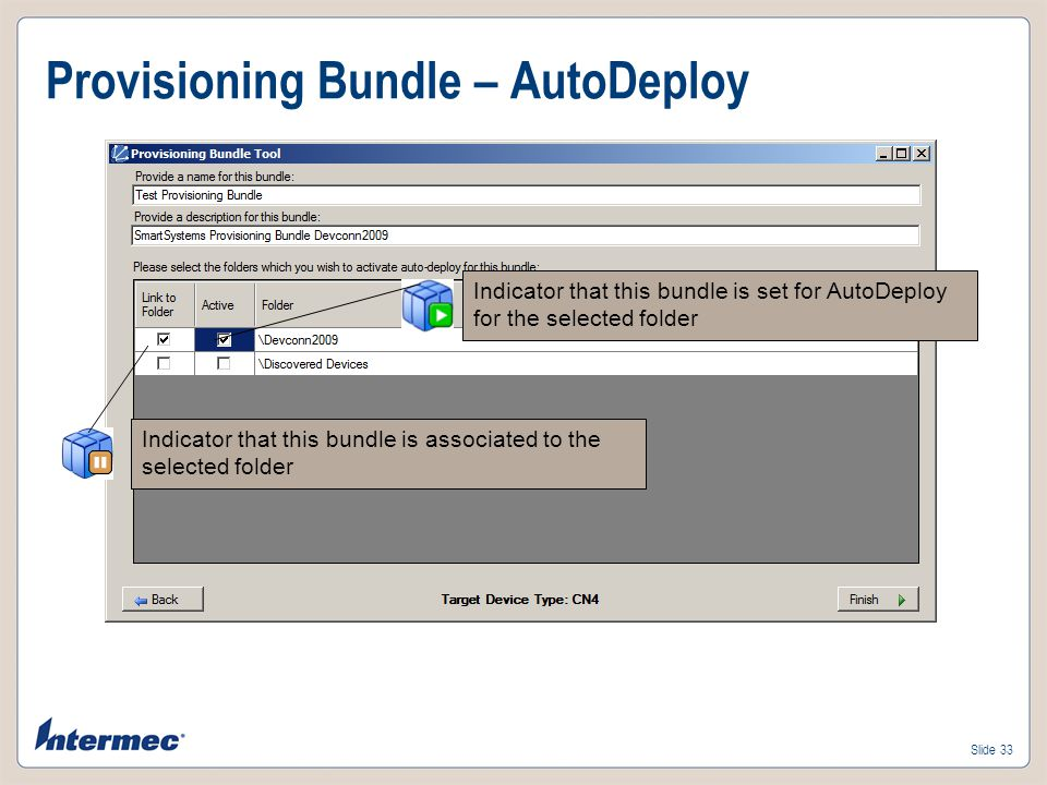 Provisioning Bundle – AutoDeploy