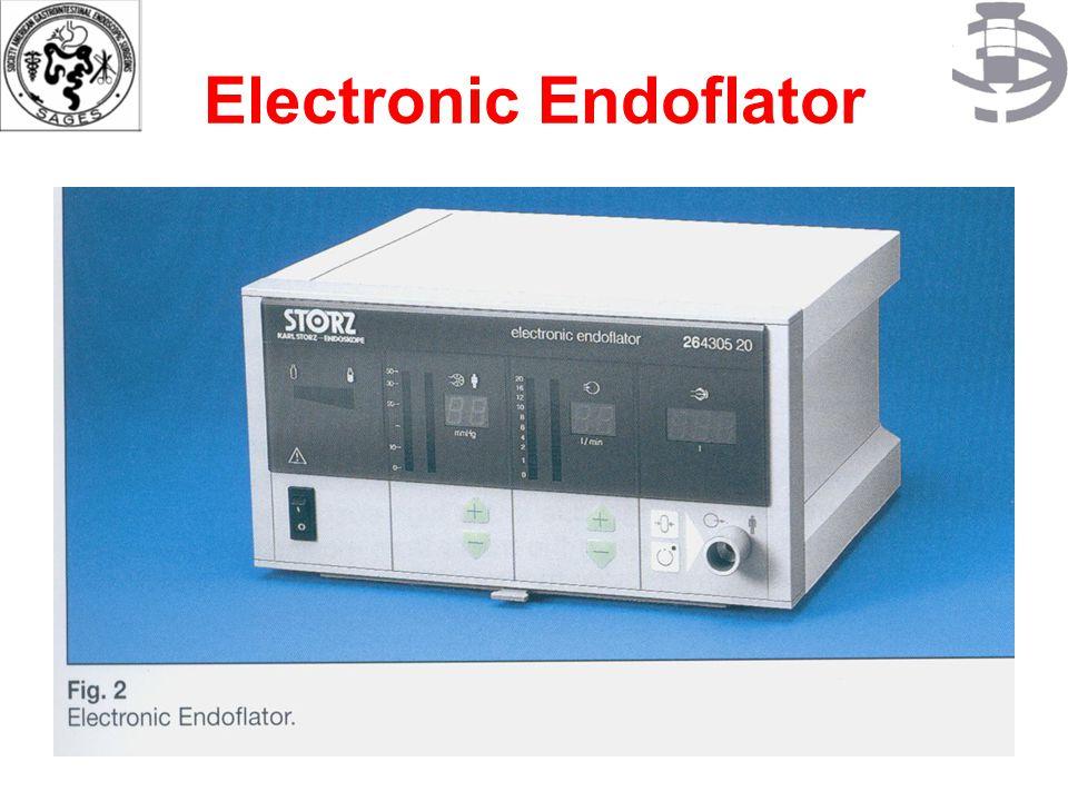 Electronic Endoflator