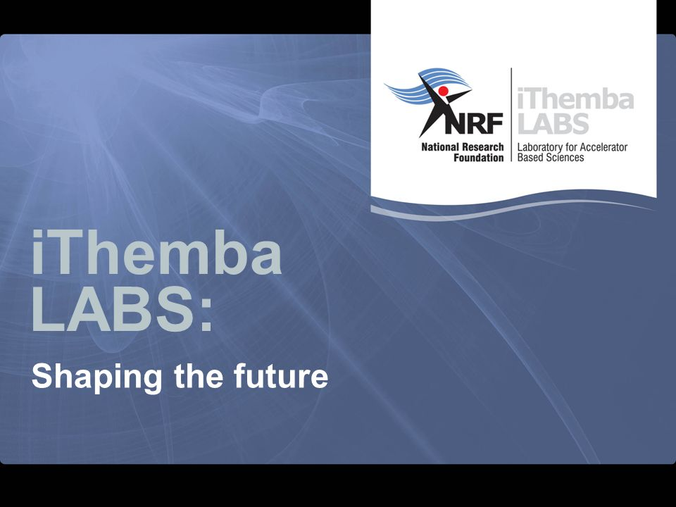 iThemba LABS: Shaping the future