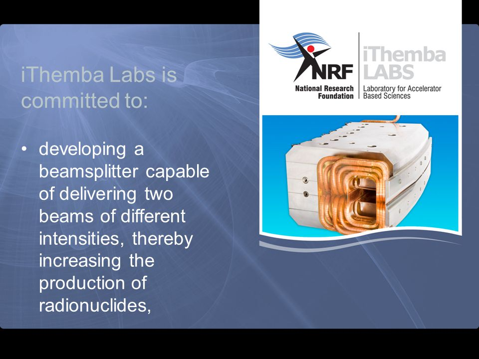 iThemba Labs is committed to: