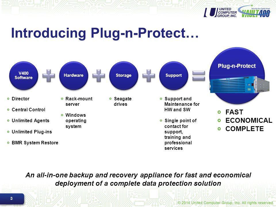 Introducing Plug-n-Protect…