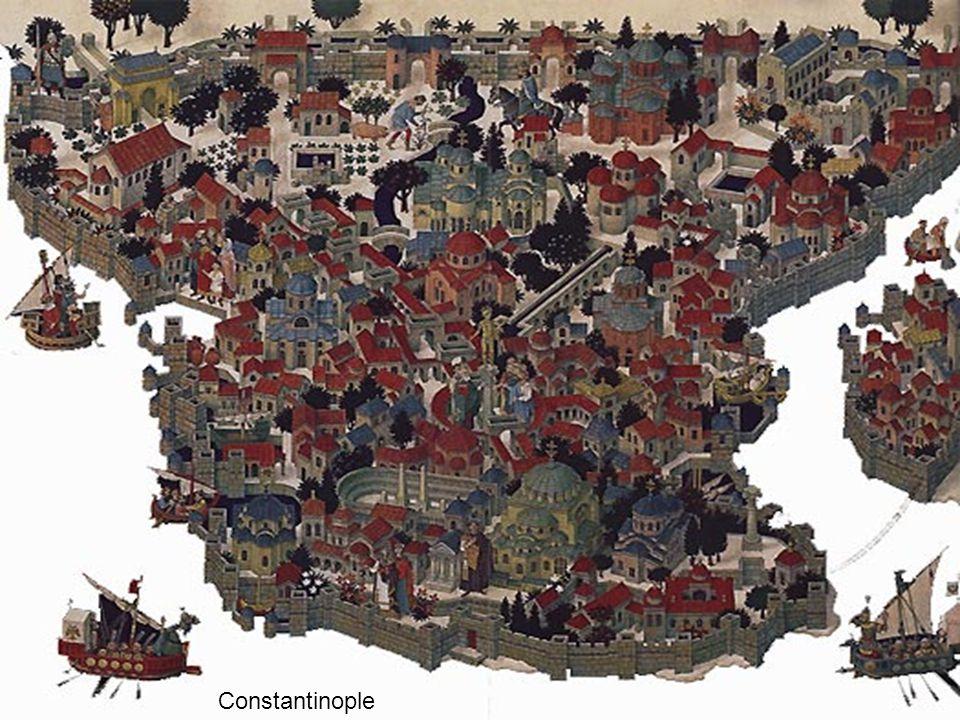10 Constantinople