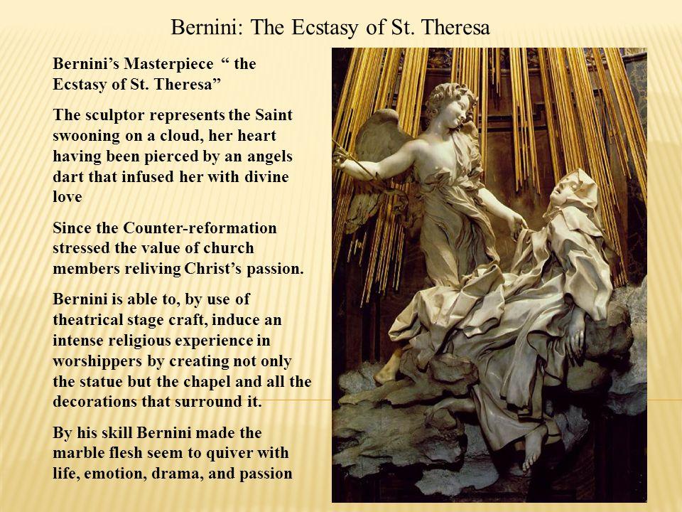 Bernini: The Ecstasy of St. Theresa