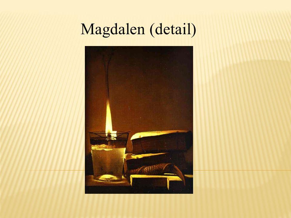 Magdalen (detail)