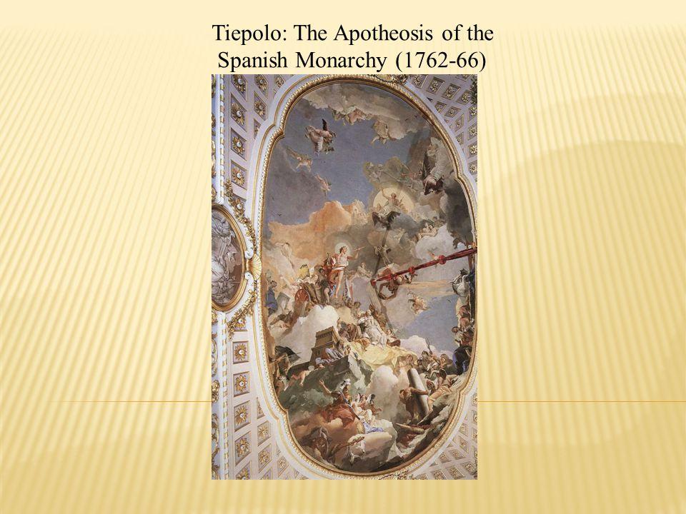 Tiepolo: The Apotheosis of the