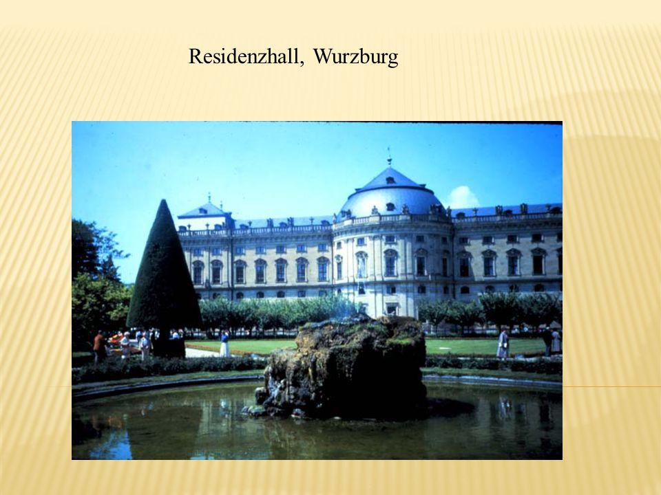 Residenzhall, Wurzburg