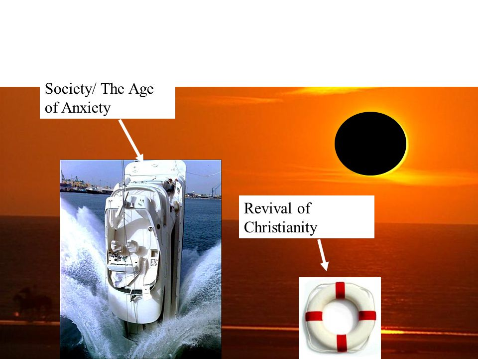 Society/ The Age of Anxiety