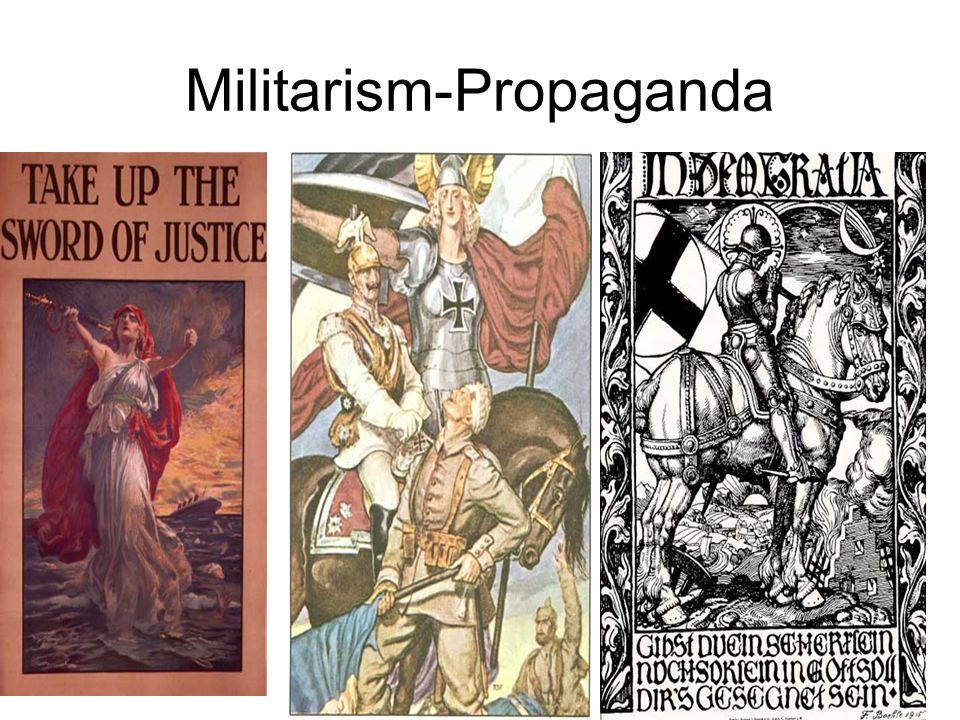 Militarism-Propaganda