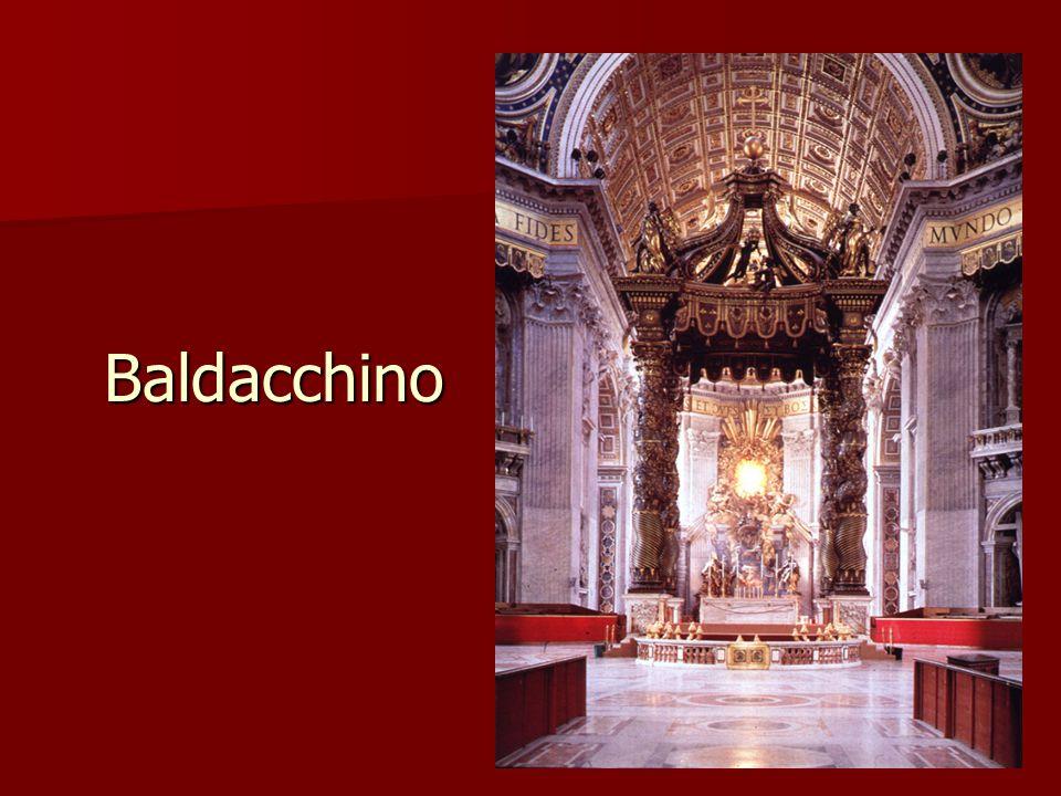 Baldacchino
