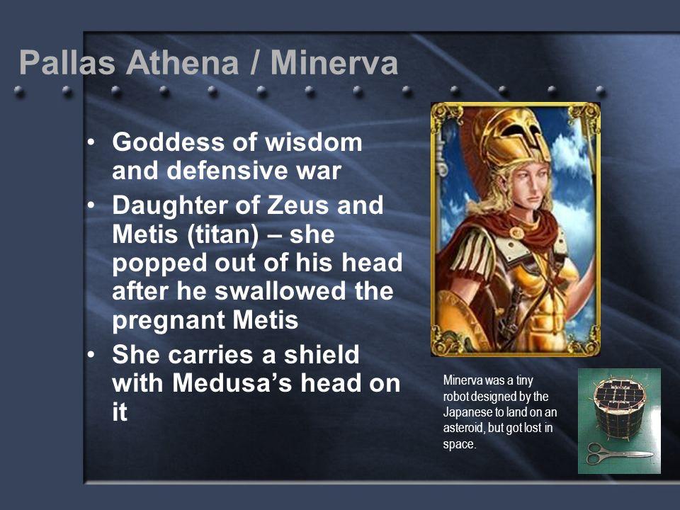 Pallas Athena / Minerva