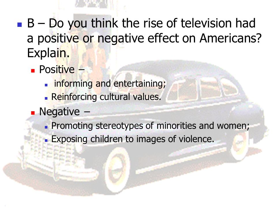negative impact of tv in indian culture Indian culture which means hindu culture, hindu religion, hindu society, hindu civilization, and hindu way of life are under the severe threat of the ruthless forces of globalization today.