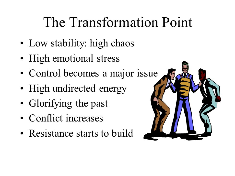 The Transformation Point