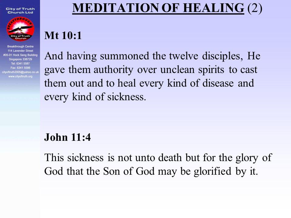 MEDITATION OF HEALING (2)