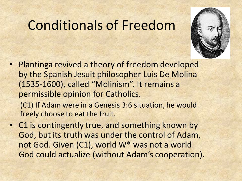 Conditionals of Freedom