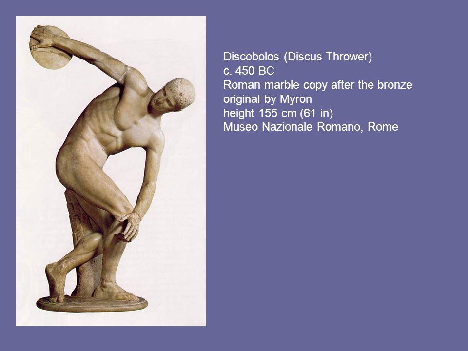 Discobolos (Discus Thrower)