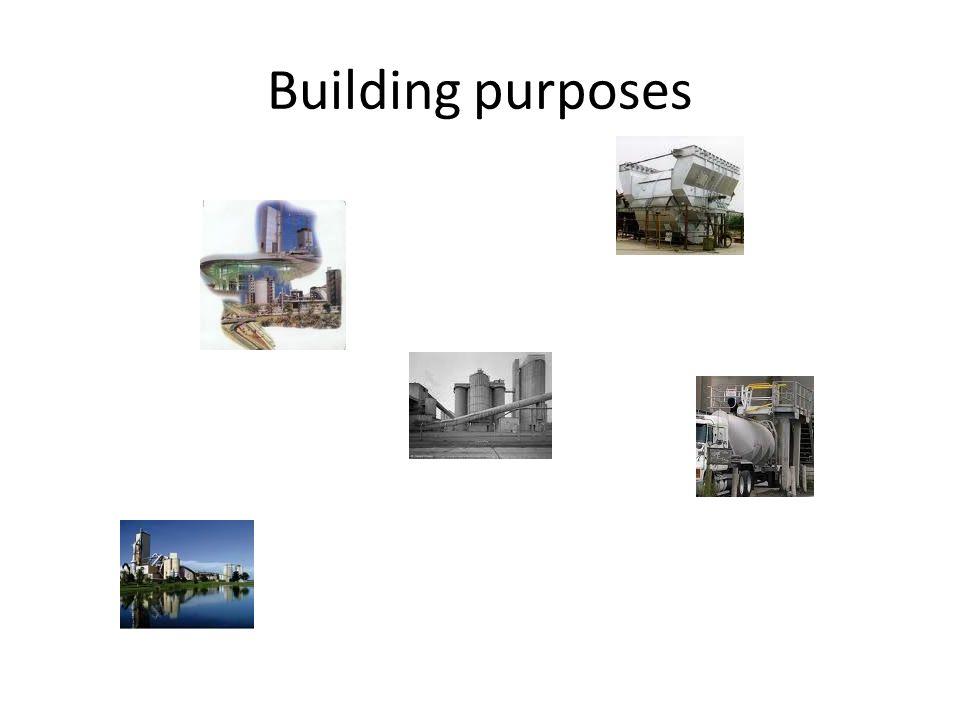 Building purposes