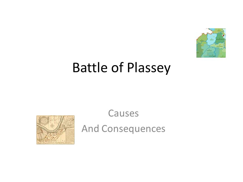 "causes and consequences of the battle So the ""causes"" were: there was a civil war in progress lee invaded the north for certain reasons mclellan opposed his plans, got the federal army in front of lee's and attacked lee's forceshence the battle."