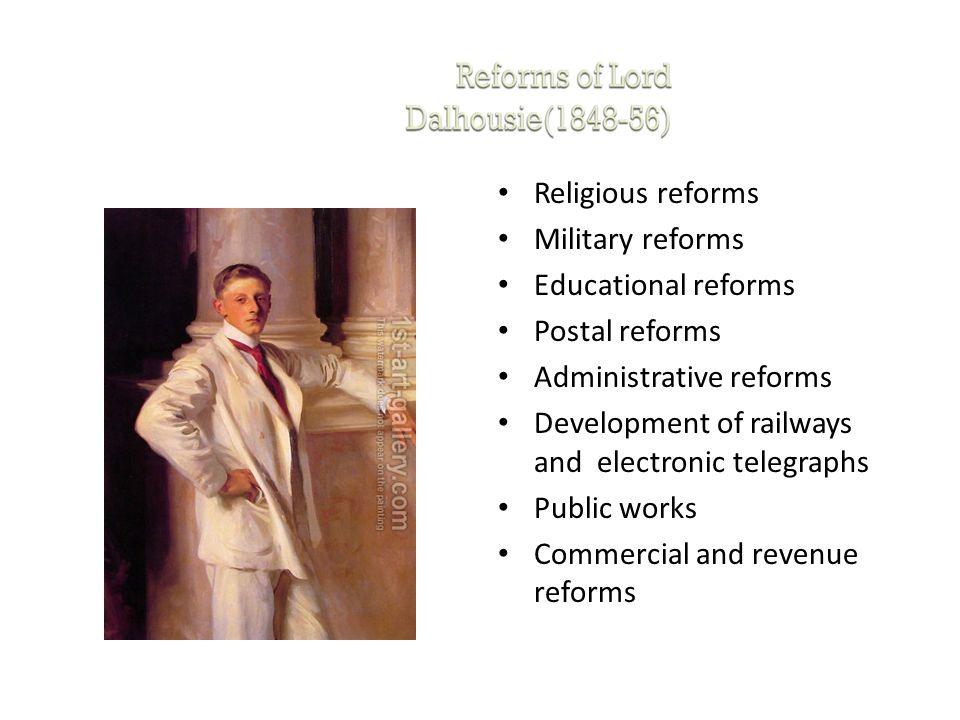 Religious reforms Military reforms. Educational reforms. Postal reforms. Administrative reforms.