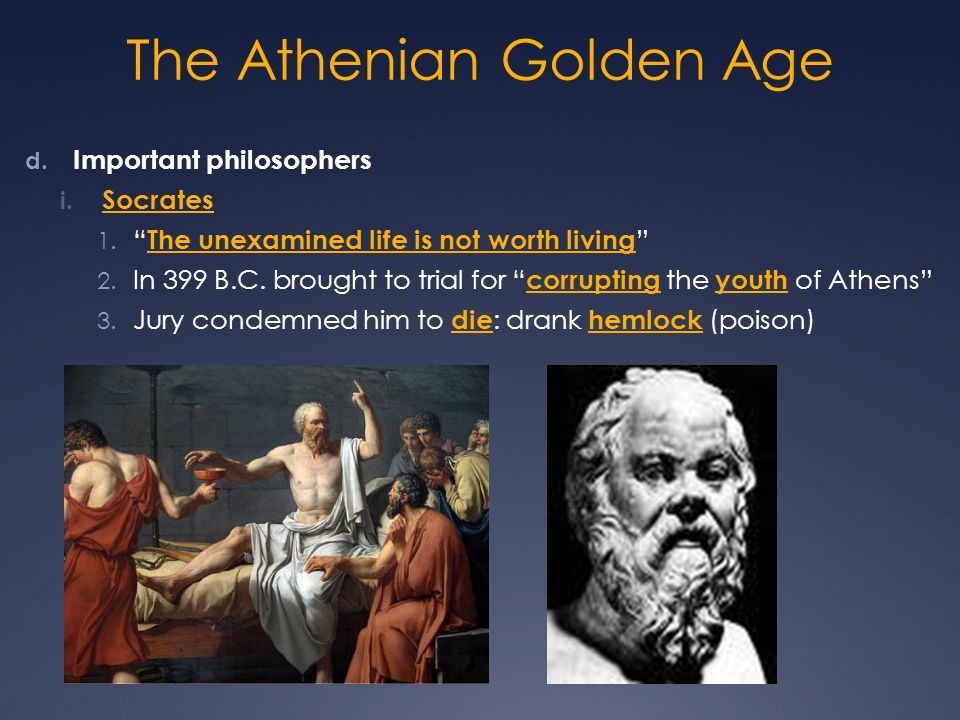 The Athenian Golden Age