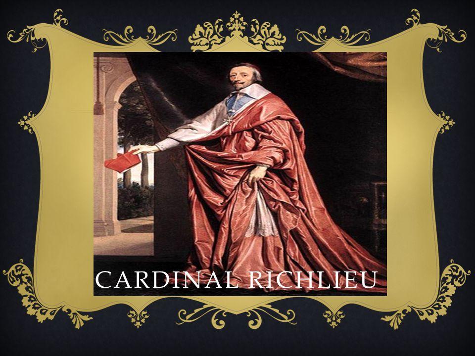 Cardinal Richlieu