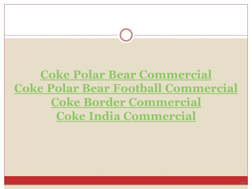 Coke Polar Bear Commercial Coke Polar Bear Football Commercial Coke Border Commercial Coke India Commercial