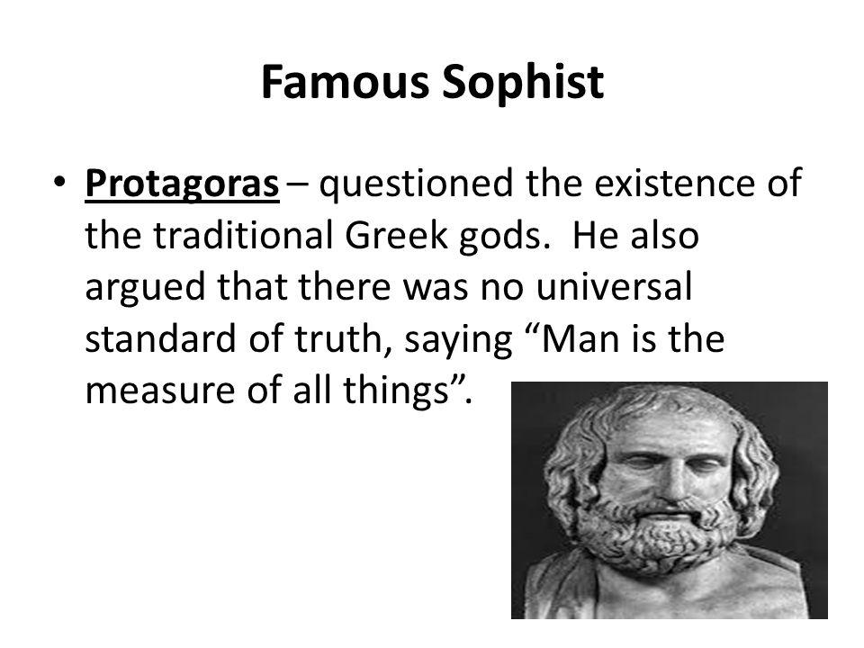 Famous Sophist