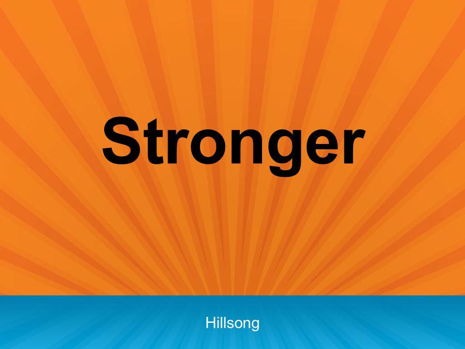 Stronger Hillsong