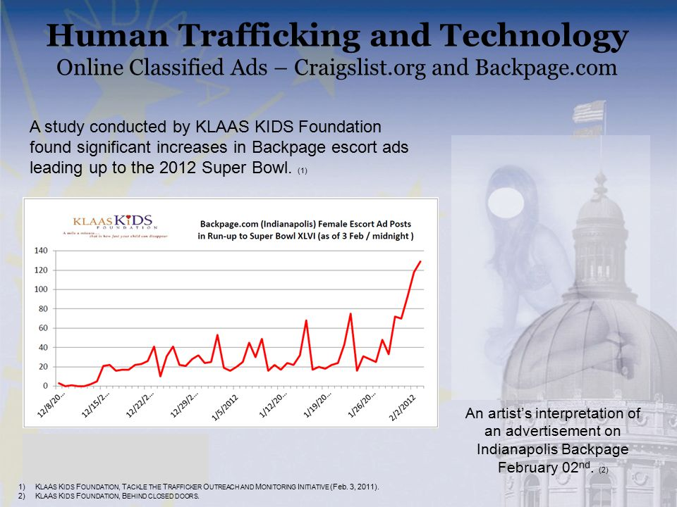 Human Trafficking and Technology