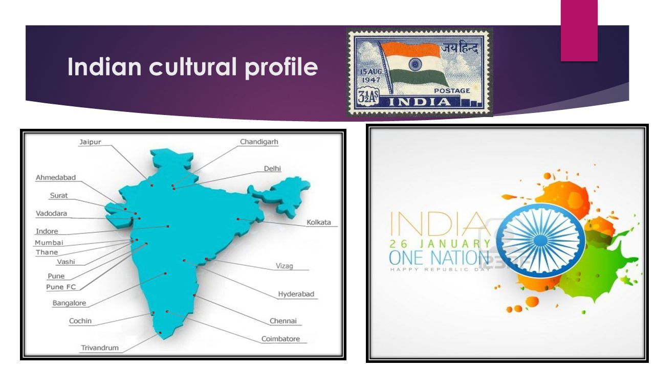 Indian cultural profile