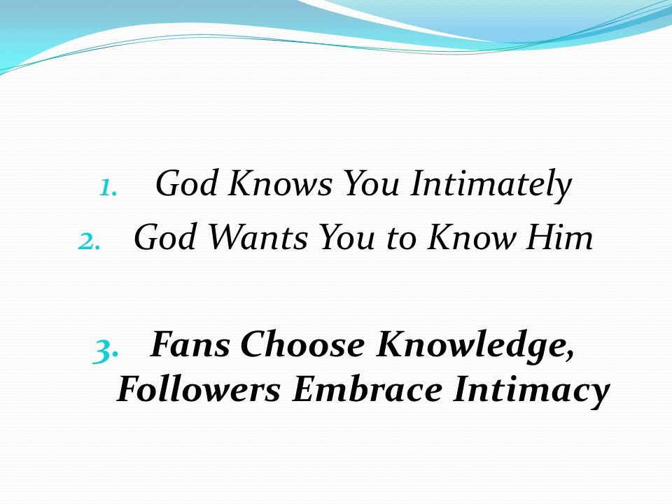 Fans Choose Knowledge, Followers Embrace Intimacy