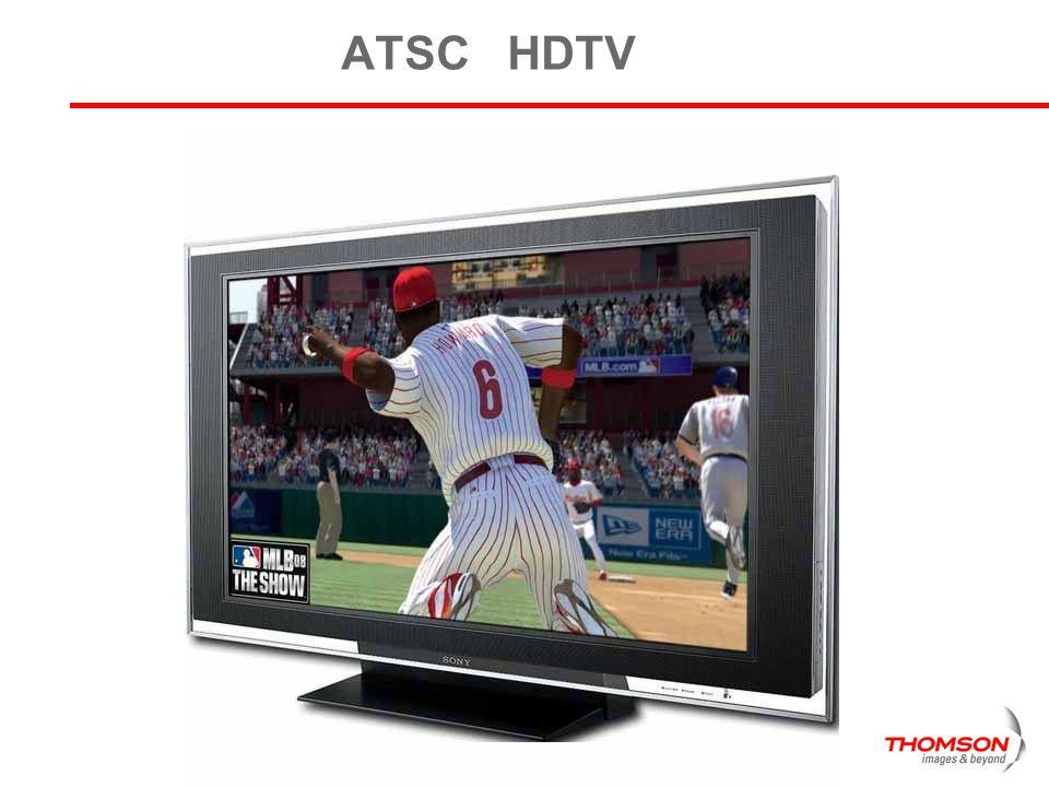 ATSC HDTV