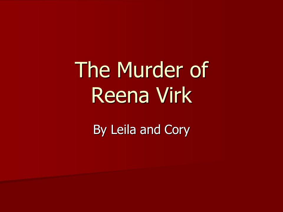 The Murder of Reena Virk