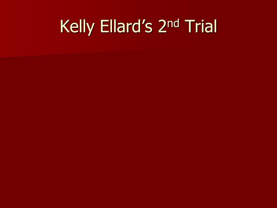 Kelly Ellard's 2nd Trial