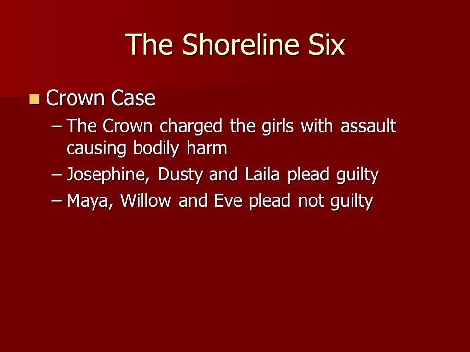 The Shoreline Six Crown Case
