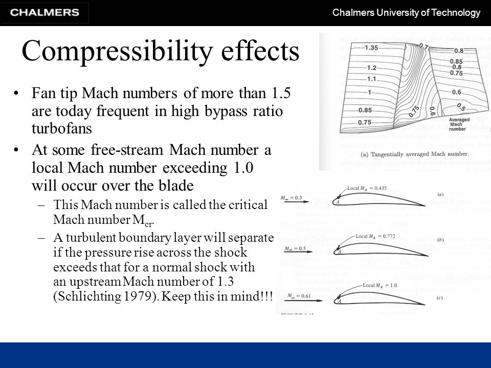 Compressibility effects